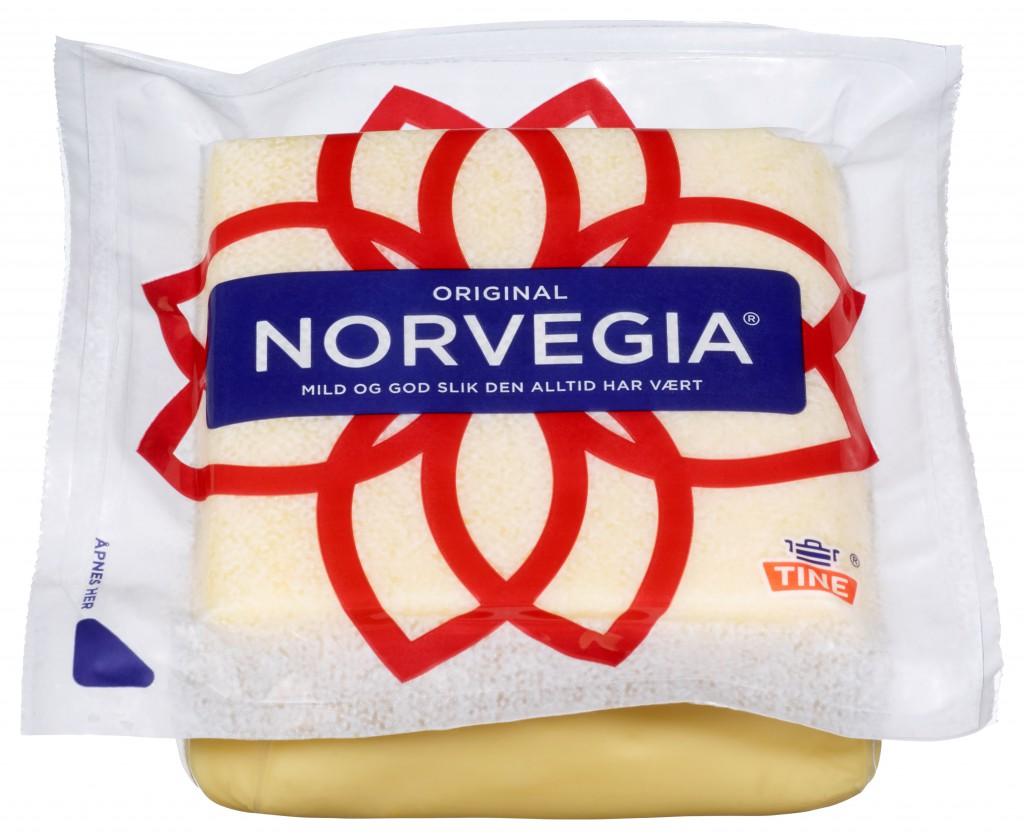 80 g daglig med Norvegia® var ikke negativt for helsen :)