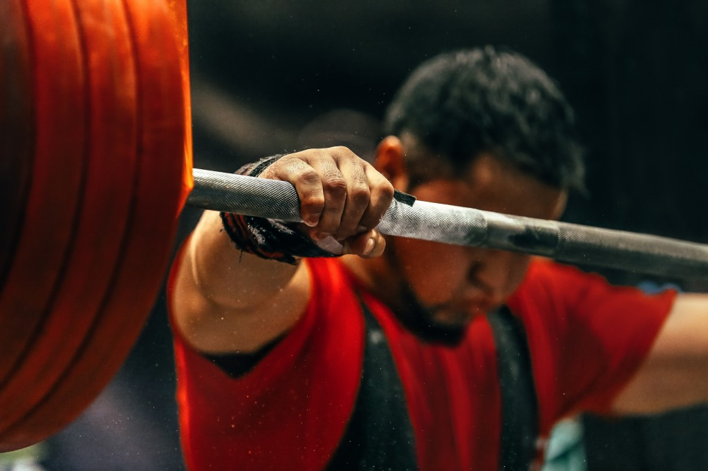 Muskelmasse er ekstremt viktig i styrkeløft