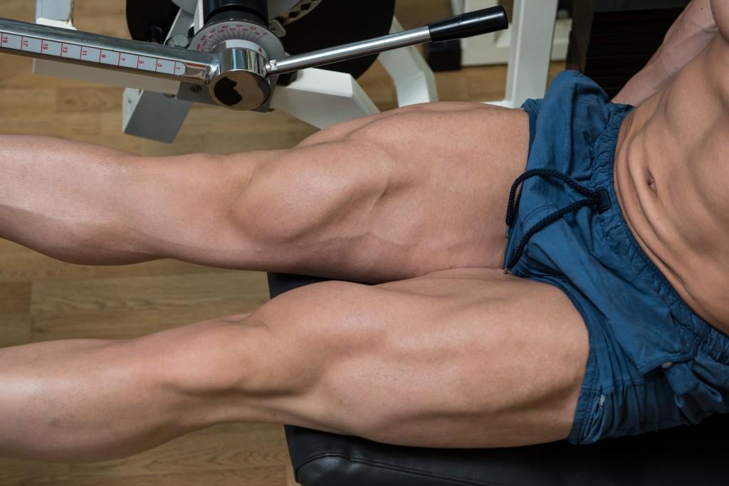 Slik bygger du quadriceps