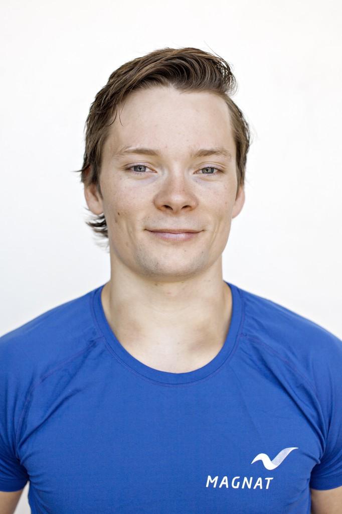 Fredrik Gyllensen - Personlig trener på Skøyen i Oslo.