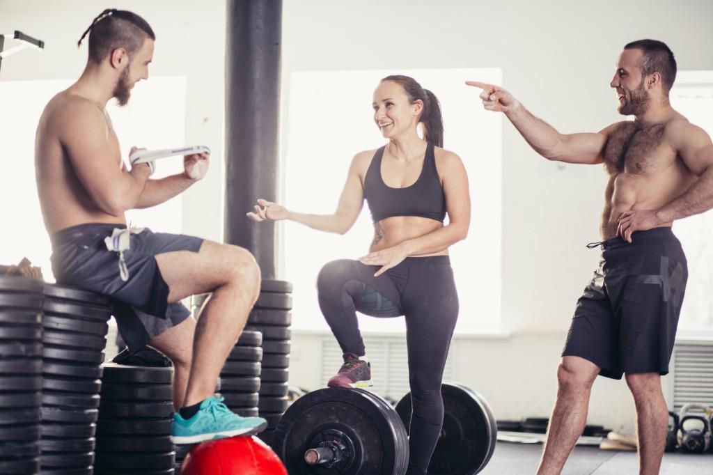 """For mye """"skravling"""" kan gå negativt utover treningsresultatene."""