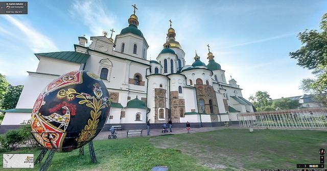 """Kiev er et reisemål som ofte overses. """"KD's World Tour: Kiev, Ukraine""""(CC BY 2.0)bykevin dooley"""