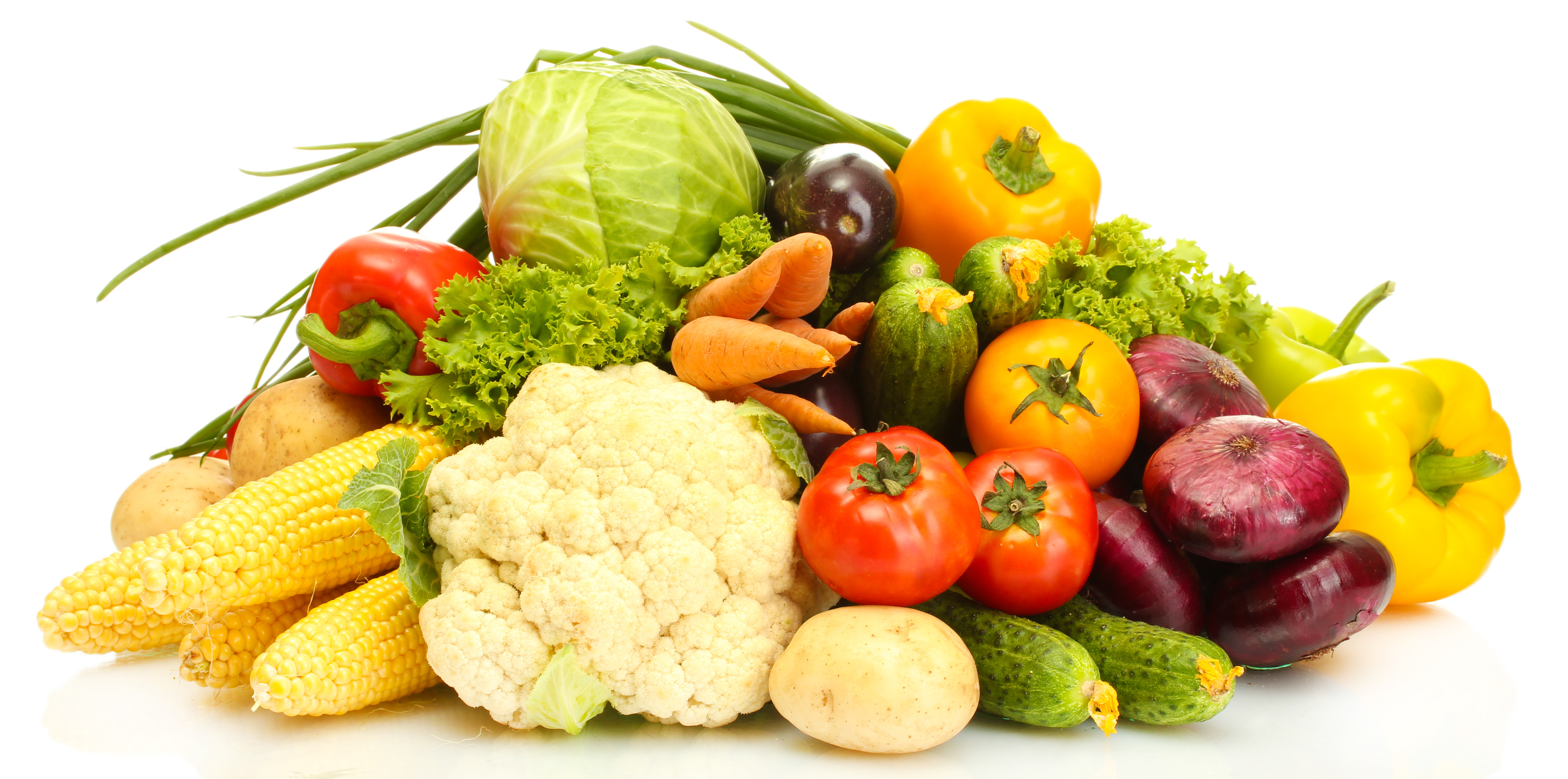 Slanketips: Spis grønnsaker før middag.