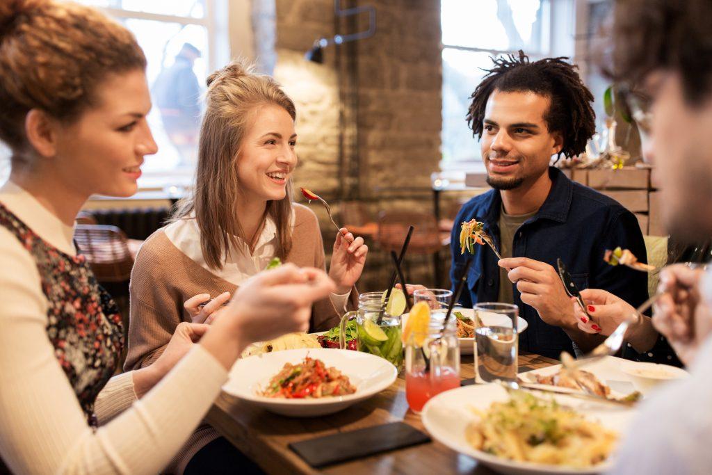 Fem tips for å spise «ute» uten å ødelegge dietten:
