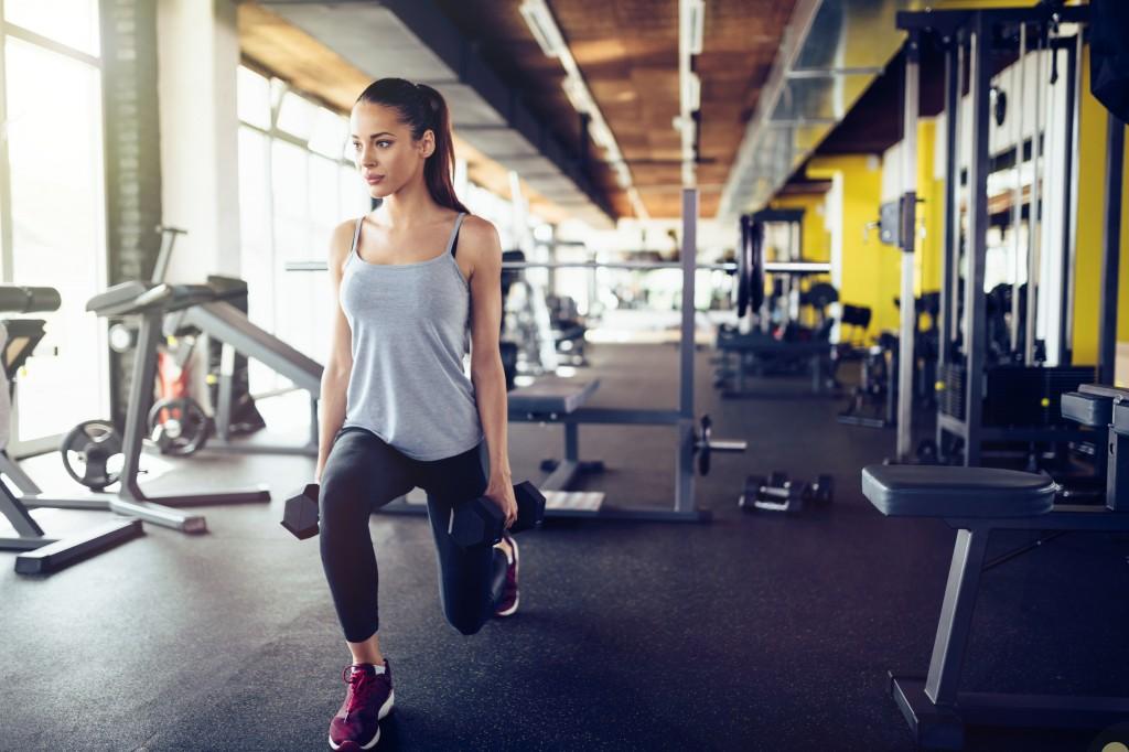 Jeg holder kurs i styrketrening for nybegynnere lørdag 1. juli 2017.