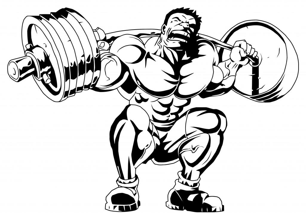 Muskelmasse = styrke