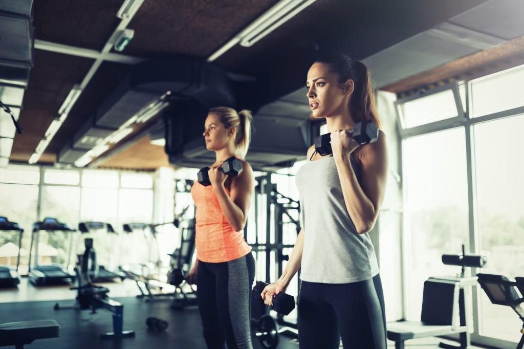 Er det noen grunn til å være redd for å bli for stor av styrketrening?