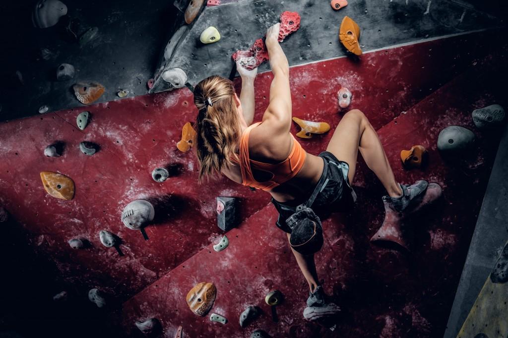 """Buldring kan være et eksempel på aktivitet under en uke med """"aktiv hvile""""."""